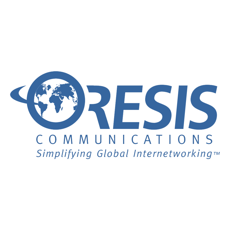 Oresis Communications vector