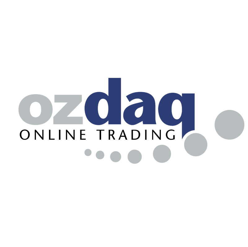 Ozdaq Online Trading vector