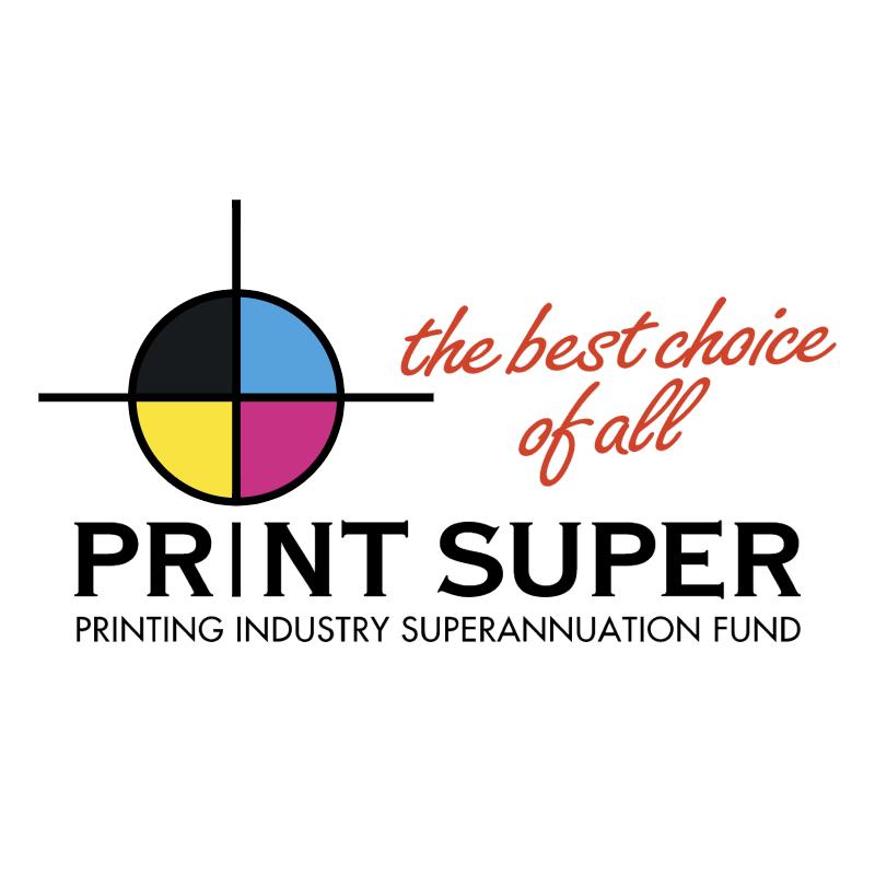 Print Super vector