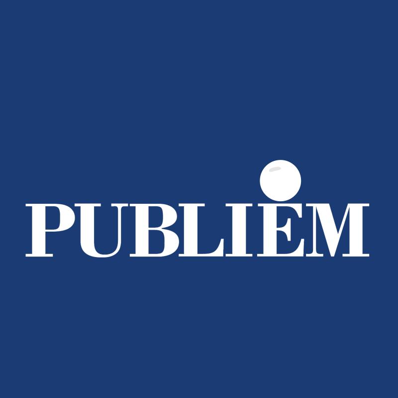 Publiem vector logo