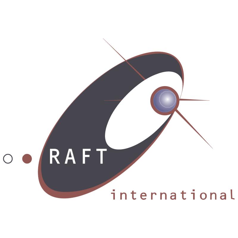 Raft International vector logo