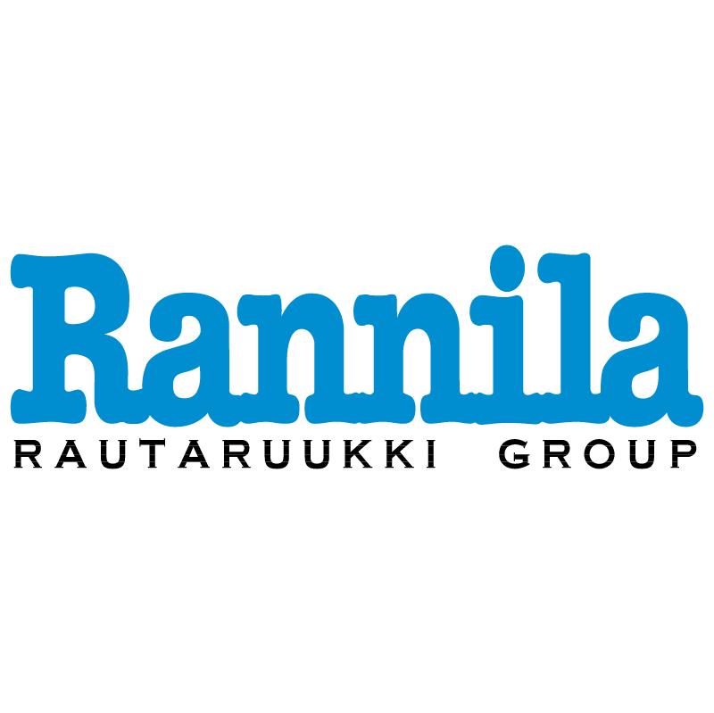 Rannila vector logo