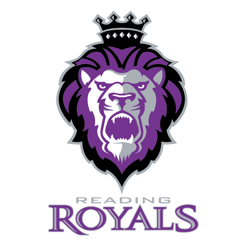 Reading Royals vector