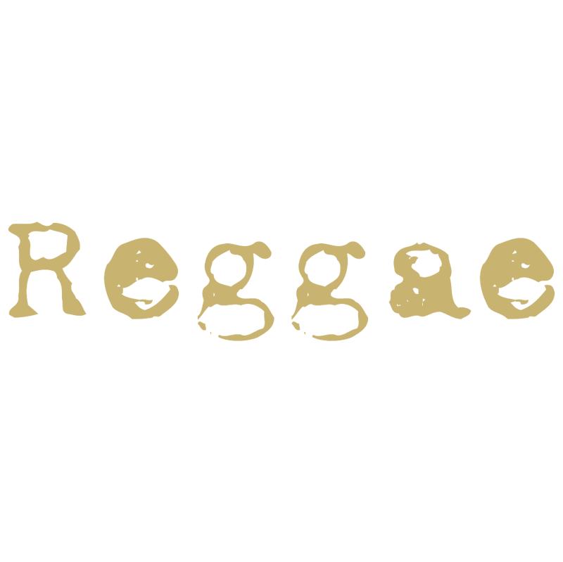 Regae vector logo