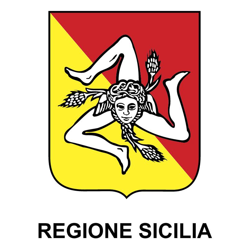 Regione Sicilia vector