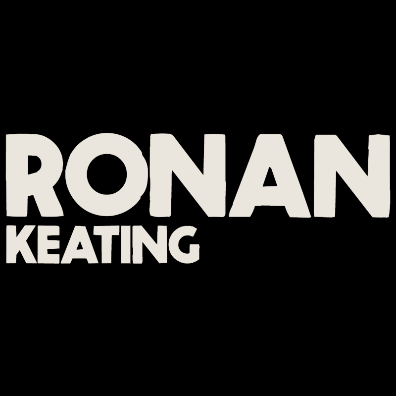 Ronan Keating vector