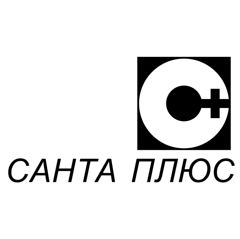 SantaPlus vector