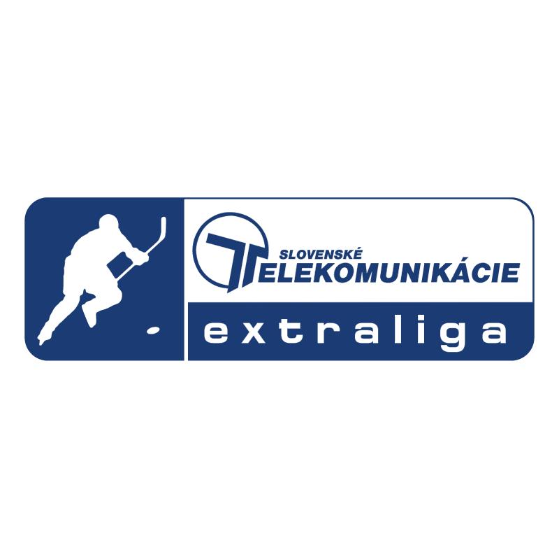 Slovenske Telekomunikacie Extraliga vector logo