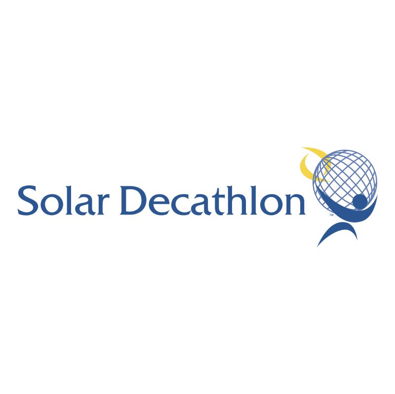 Solar Decathlon vector logo