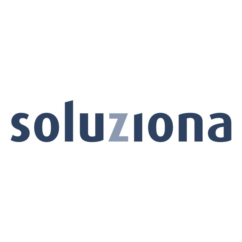 soluziona vector logo