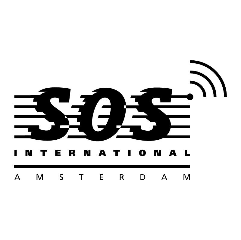 SOS International vector