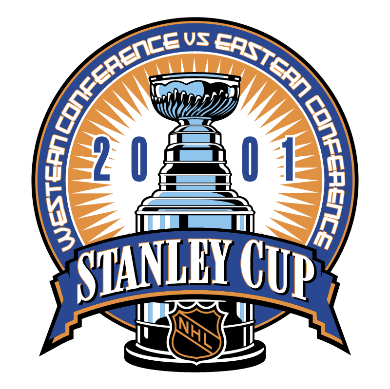 Stanley Cup 2001 vector