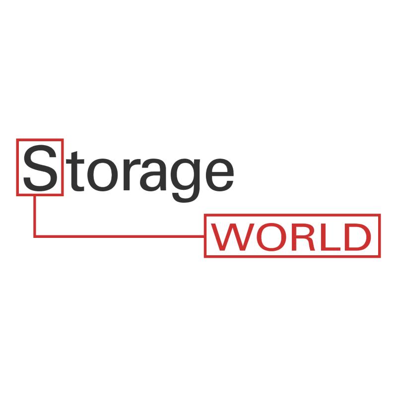 Storage World vector logo