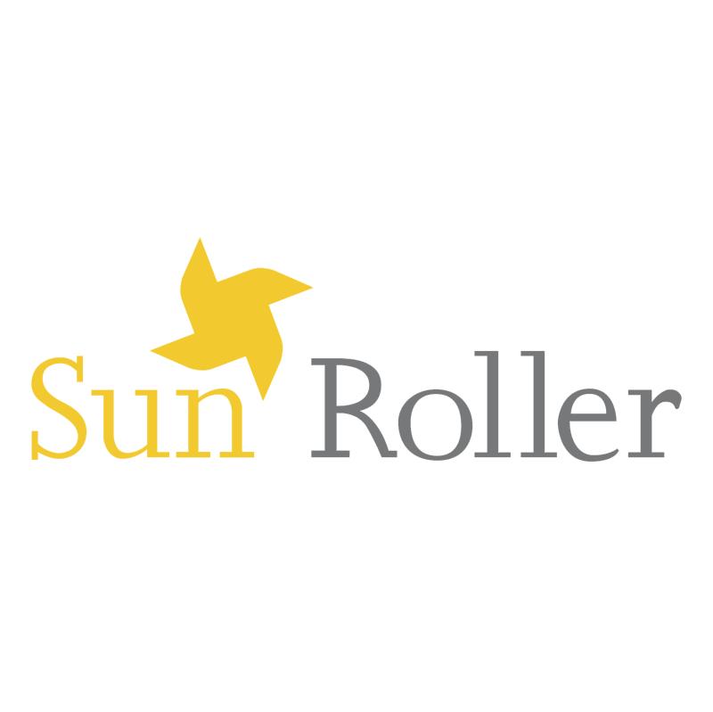 Sun Roller vector