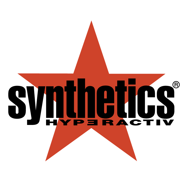 Synthetics Hyperactiv vector logo