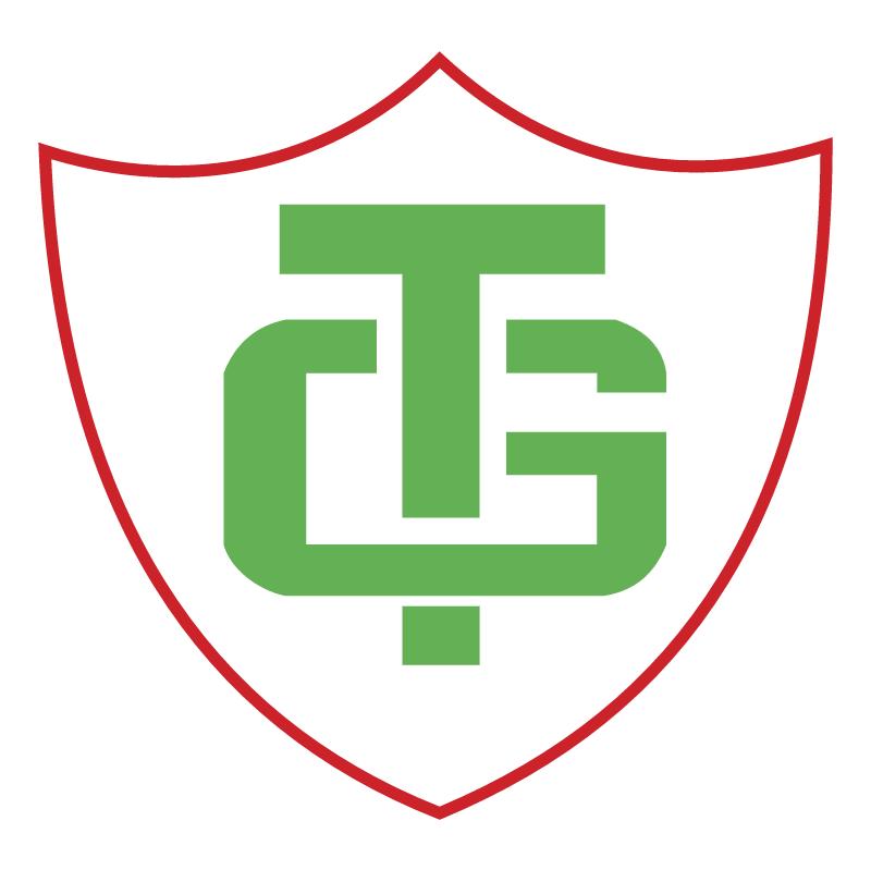 TA GUA Tabajara Guaiba Futebol Clube de Getulio Vargas RS vector