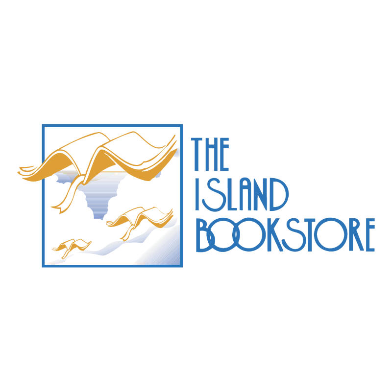 The Island Bookstore vector
