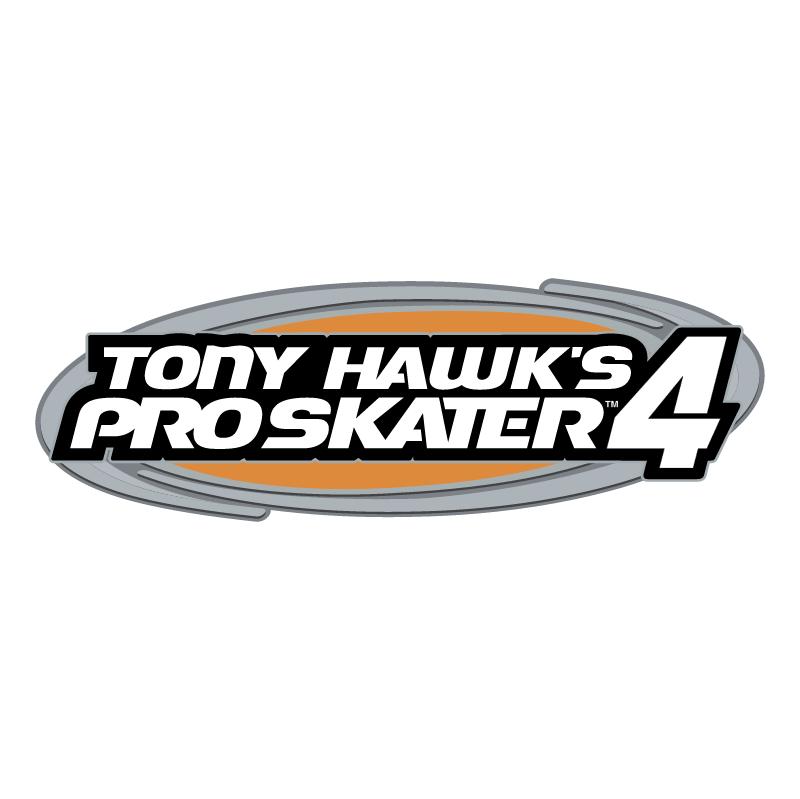 Tony Hawk Pro Skater 4 vector