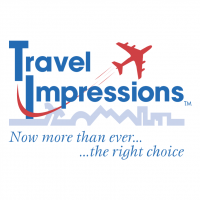 Travel Impressions vector
