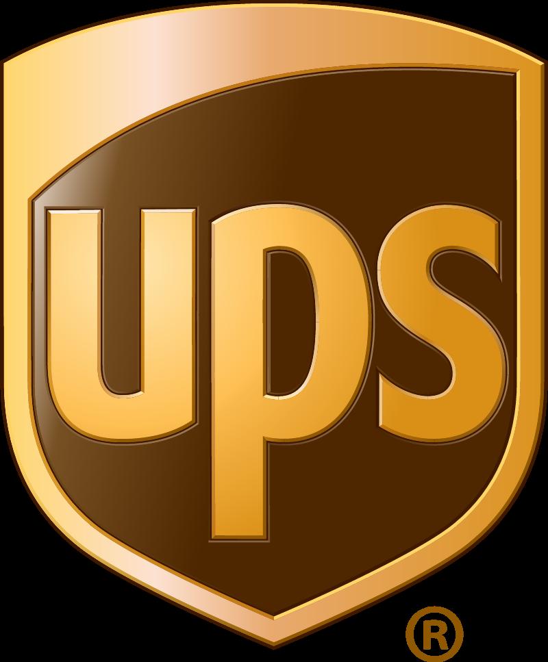 UPS United Parcel Service vector