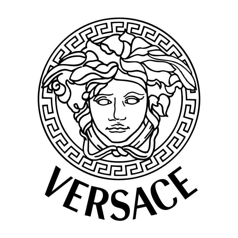 Versace Medusa vector