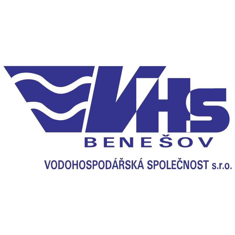 VHS Benesov vector logo