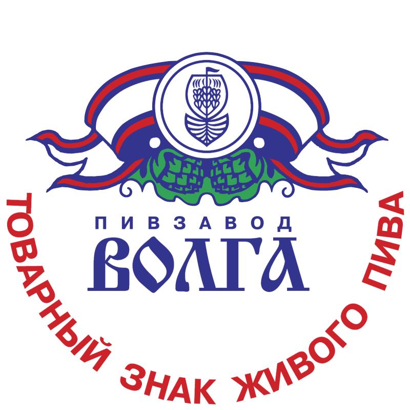 Volga Pivzavod vector