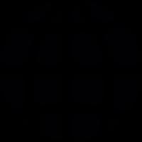 World wide symbol vector