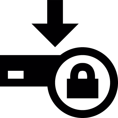 Download security vector logo