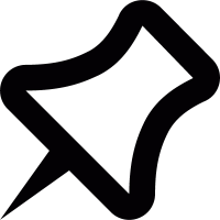 Thumbtack vector