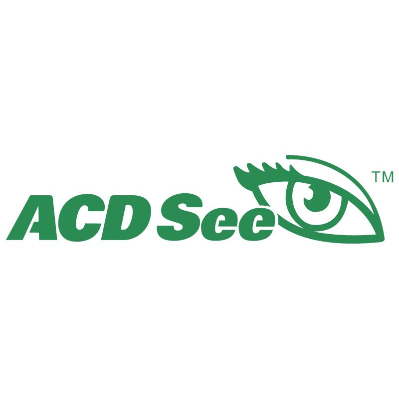 ACDSee vector