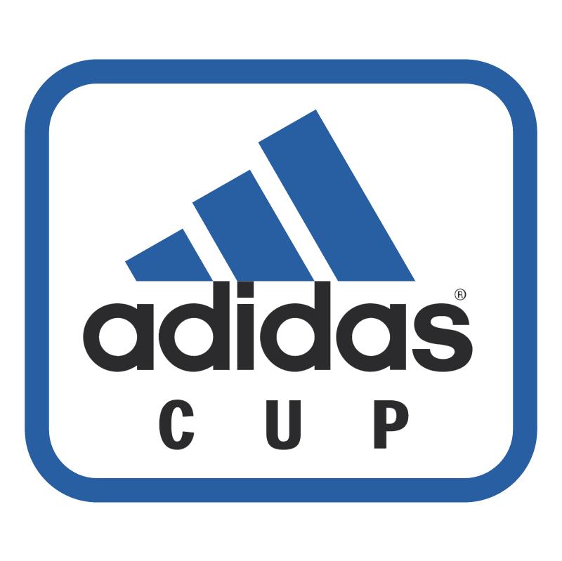 Adidas Cup vector