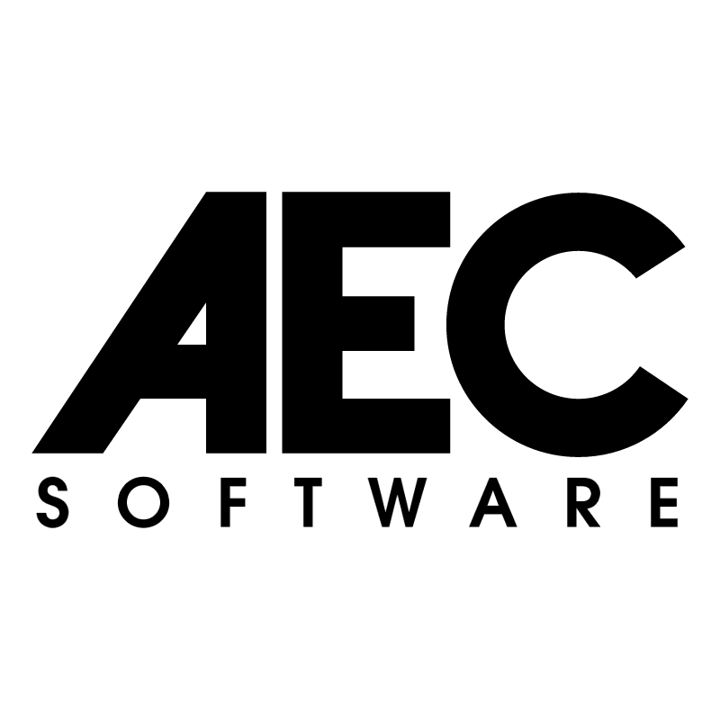 AEC Software vector