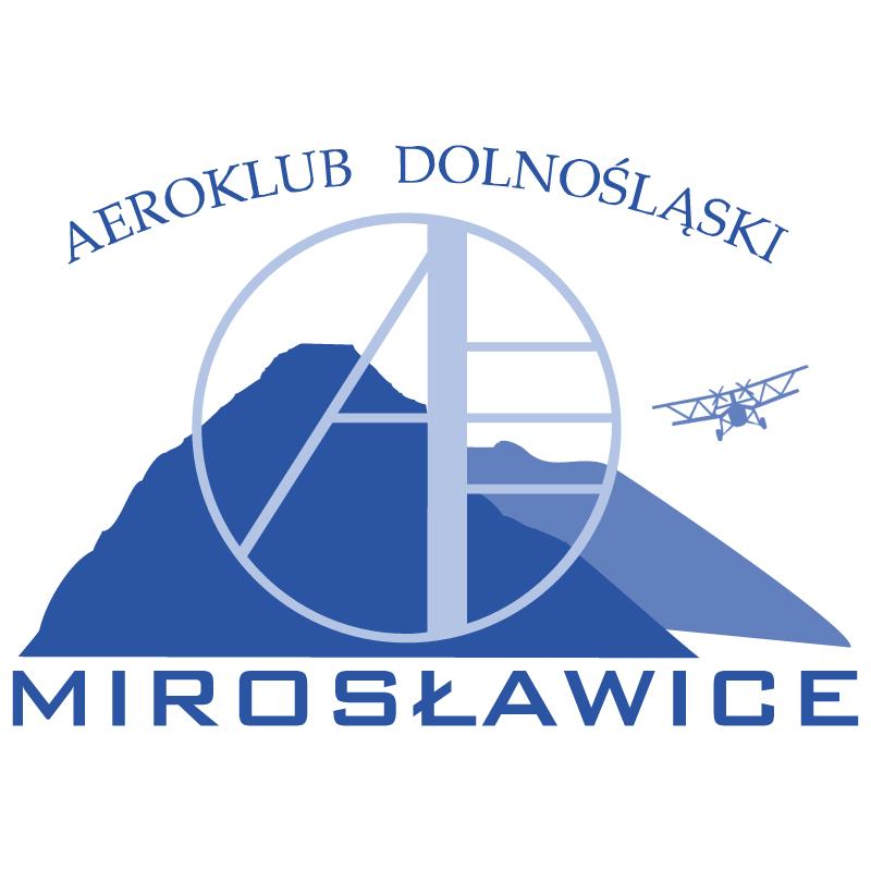 Aeroklub Dolnoslaski Miroslawice vector