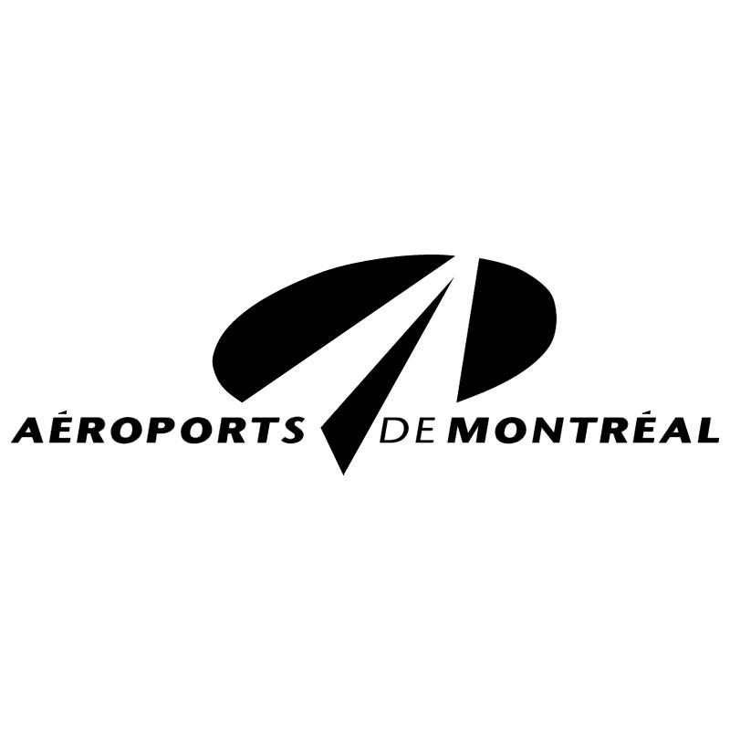 Aeroports de Montreal vector
