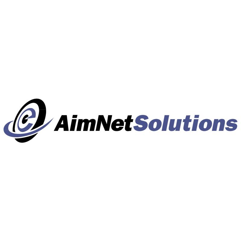 AimNet Solutions vector logo