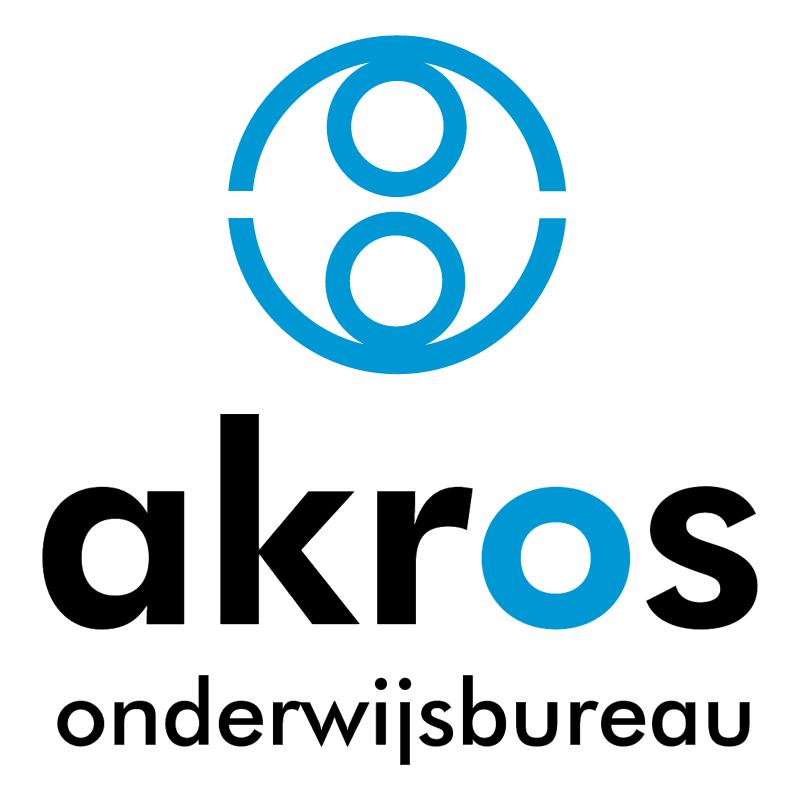 Akros Onderwijsbureau 71617 vector