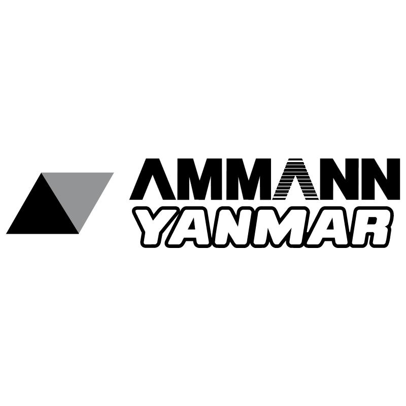 Ammann Yanmar 7204 vector