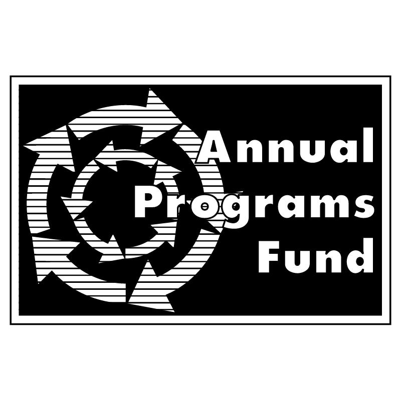 Annual Programs Fund vector