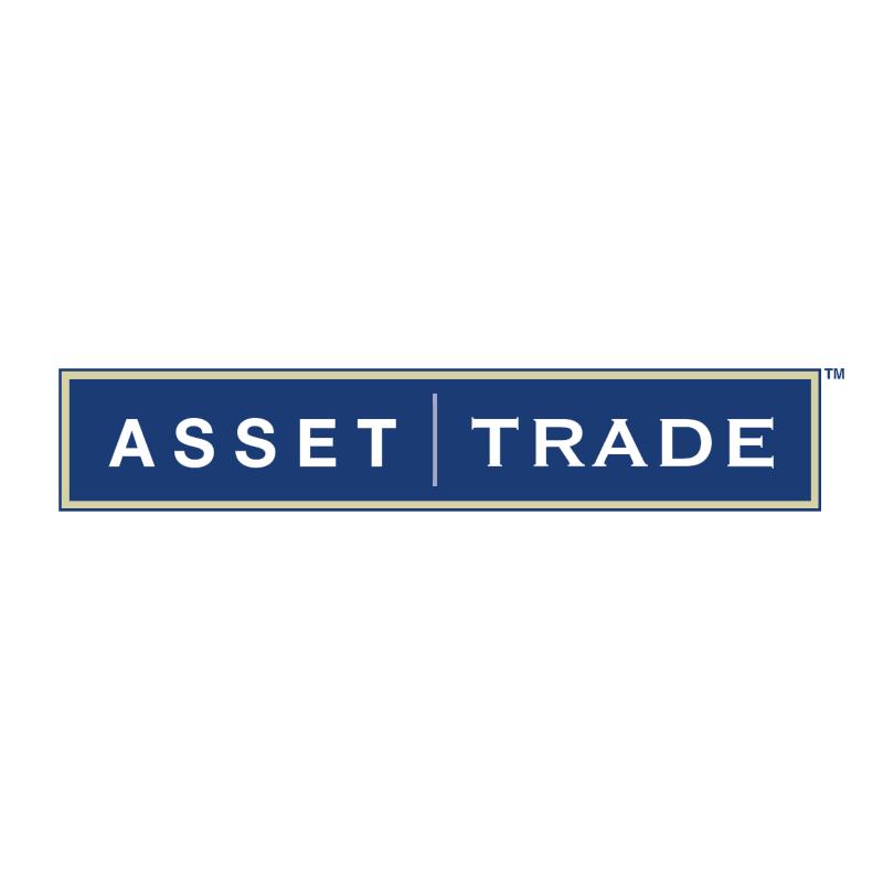 Asset Trade vector