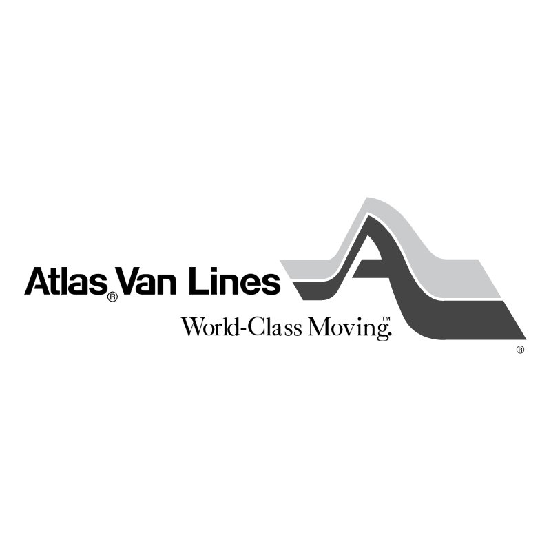 Atlas Van Lines 55783 vector