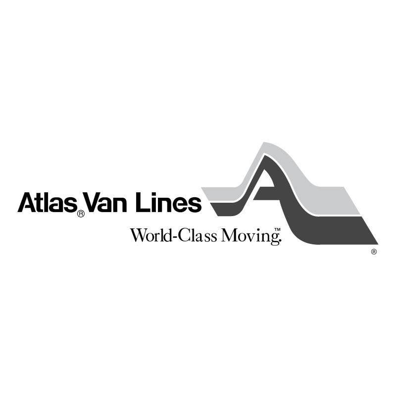 Atlas Van Lines 55783 vector