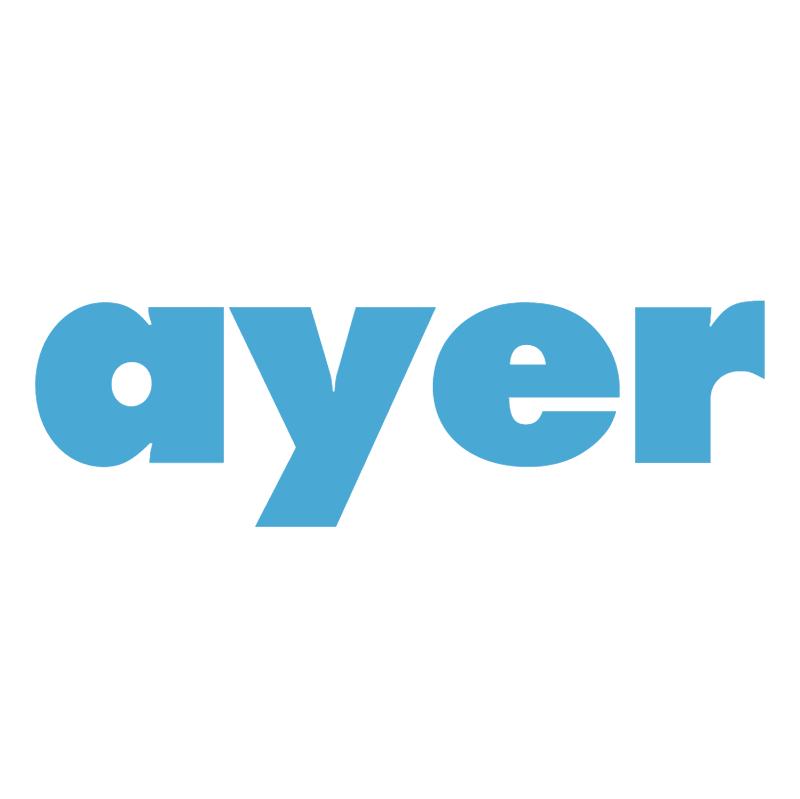 Ayer vector logo