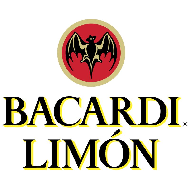 Bacardi Limon 34584 vector