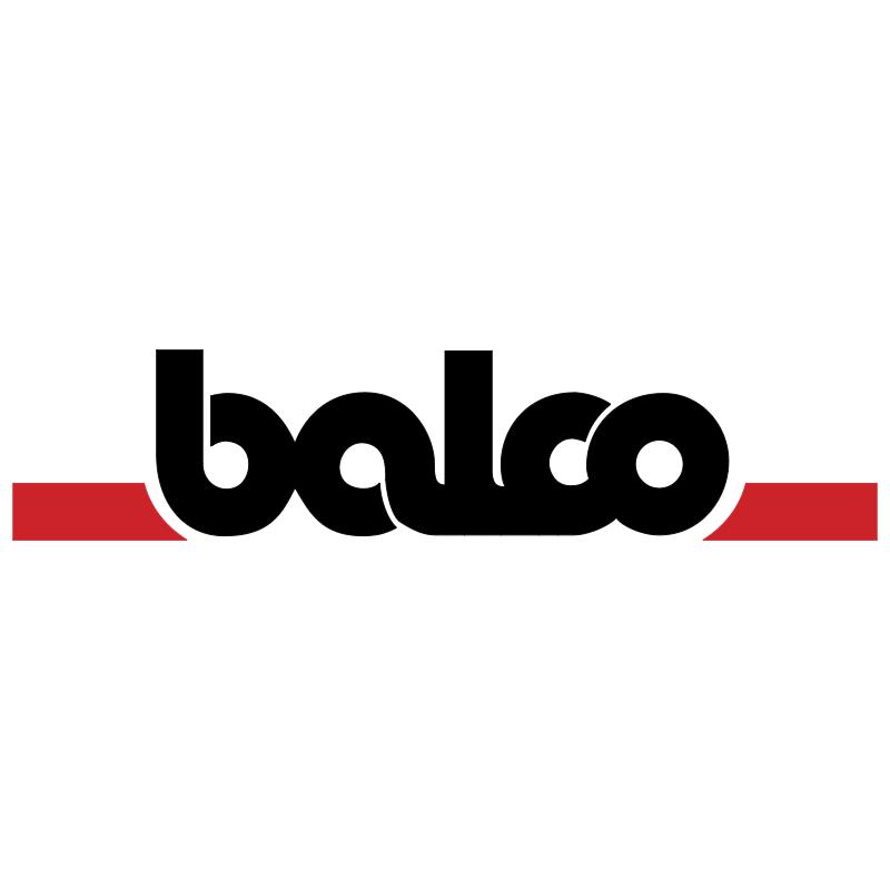 Balco vector logo