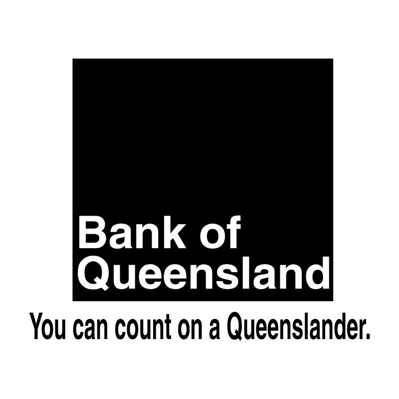 Bank of Queensland vector