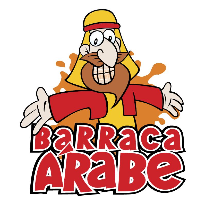 Barraca Arabe vector logo