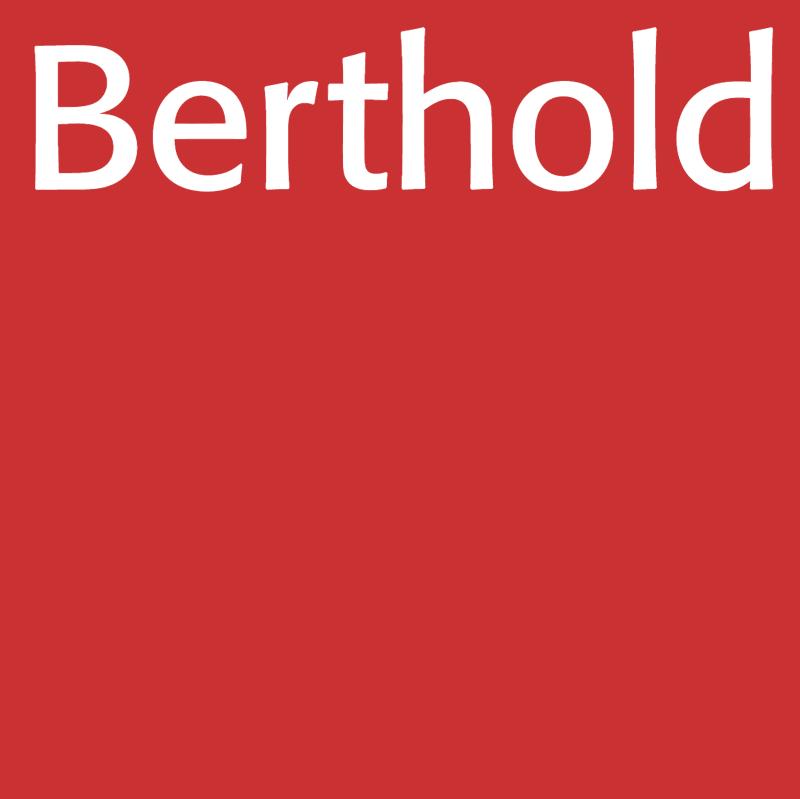 Berthold 27609 vector