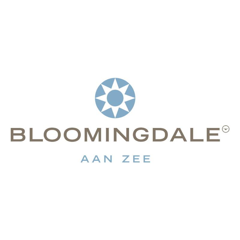 Bloomingdale aan Zee vector
