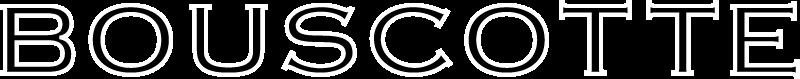 Bouscotte logo vector